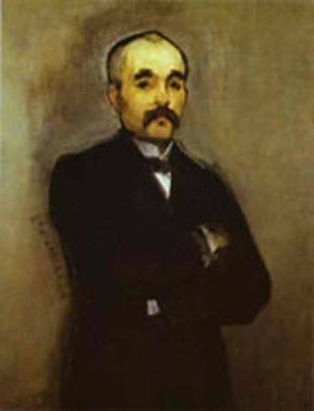 georges clemenceau 1879 1880 XX musee dorsay paris france